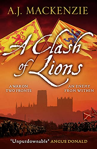 A Clash of Lions